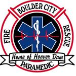 Boulder City Fire Rescue Paramedic Home of Hoover Dam